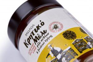 Branding Honey Pallada