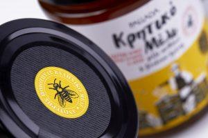 Packaging Design Cretan Honey