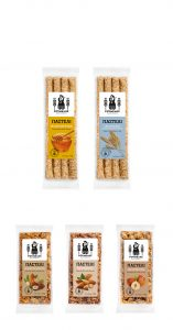 Package Design Sesame Bars