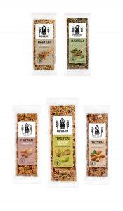 Branding Sesame Bars
